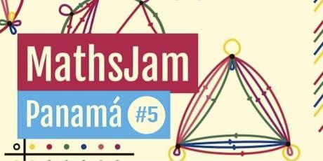MathsJam en Panamá #5 entradas