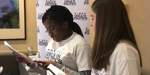 Camp Congress for Girls NYC Fall 2019