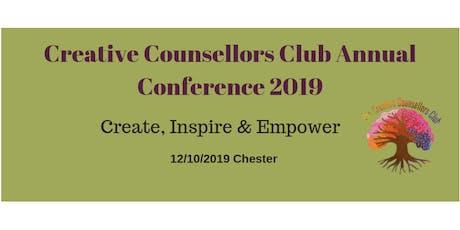 Annual Conferece . Create Inspire & Empower tickets