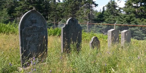 Discover McNabs Island: Heritage Tour -  July 28, 10:30AM departure