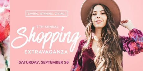 7th Annual Shopping Extravaganza tickets