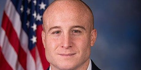 A Conversation with Rep. Max Rose and Elizabeth Beavers on Congressional Authorization for the Use of Military Force tickets
