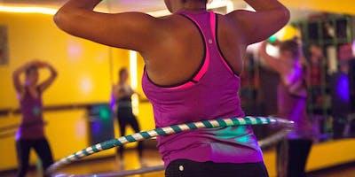 Hula Hoop Fitness w/ Andrea