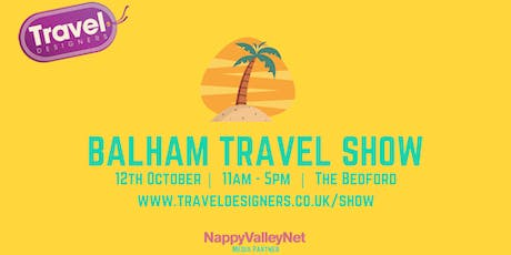 The Balham Travel Show tickets