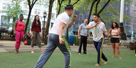 Free Capoeira Class at Bryant Park tickets