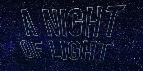 A Night of Light tickets