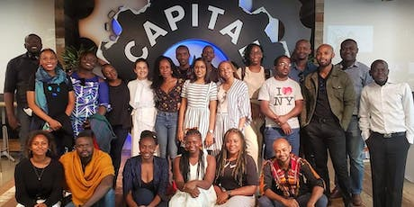 Mandela Washington Fellows: Pitch Showcase hosted by Capital Factory tickets