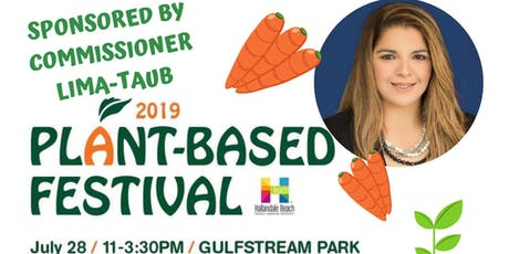 Plant-Based Festival at the Village at Gulfstream Park tickets