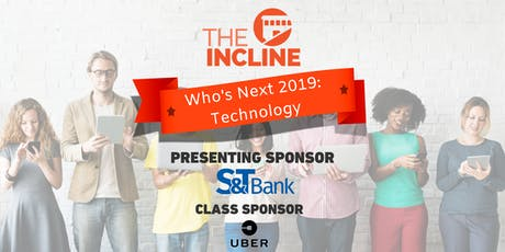 Who's Next 2019: Technology tickets