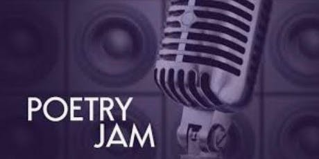 The Express Yourself Poetry Jam tickets