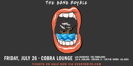 THE BAND ROYALE tickets