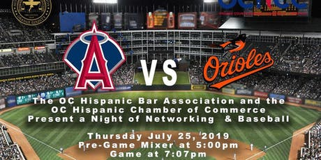 Angels Game Mixer, July 25th 2019 tickets