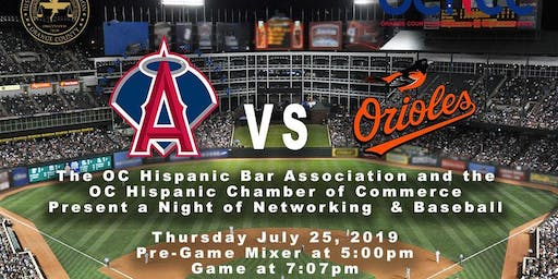 Angels Game Mixer, July 25th 2019