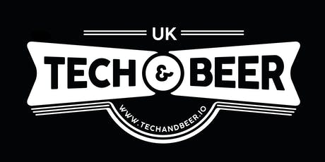 Cambridge Tech and Beer tickets