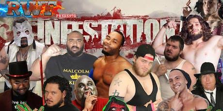 Revolution Wrestling Federation tickets