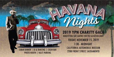 SAR YPN's Havana Nights Charity Gala