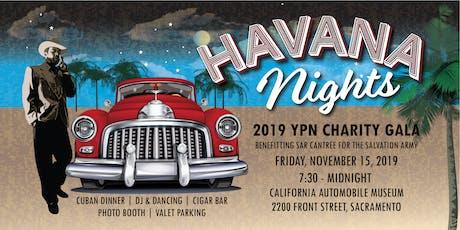 SAR YPN's Havana Nights Charity Gala tickets