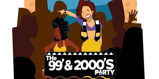 THE 99' & 2000'S PARTY @ TREEHOUSE ROOFTOP LOUNGE