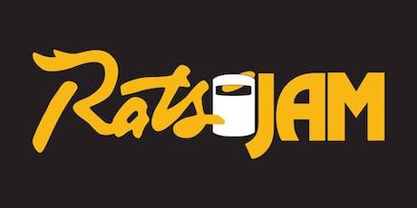 Rats Jam 2019 tickets