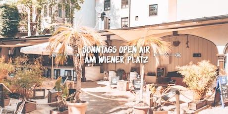 Sonntags Open Air am Wiener Platz Tickets