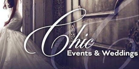 Chic Wedding Planning 101 tickets