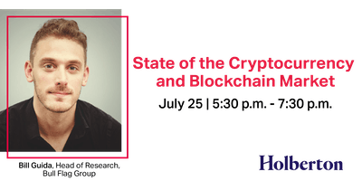State of the Cryptocurrency and Blockchain Market