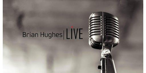 Market Street Social LIVE - Brian Hughes