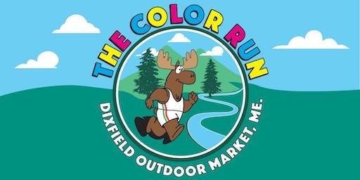 Dixfield Days 3 mile Color Run/Walk