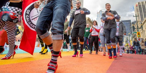 WALK A MILE IN HER SHOES®