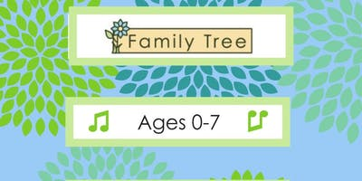 Family Tree - Bloom in Music 9/14
