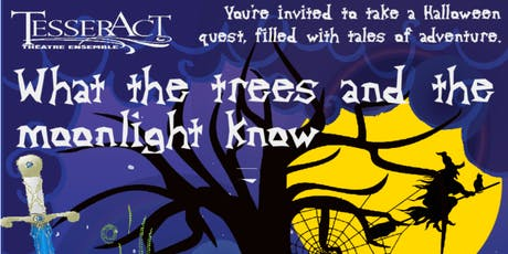 TesserAct Theatre Ensemble Halloween Show for Children tickets