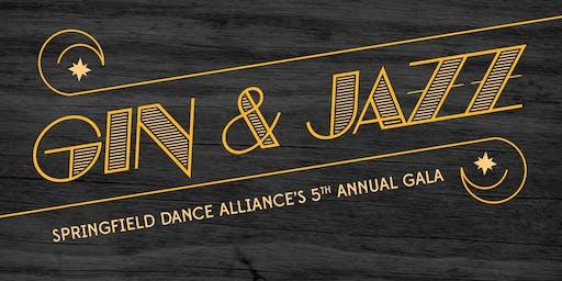 Springfield Dance Alliance 5th Annual Gala Fundraiser - SGF Business Invite