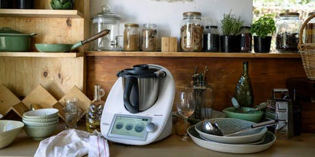 Thermomix® TM6 Cooking Experience Workshop, consultant training - DES PLAINES,IL tickets