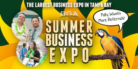 TAMPA BAY Summer Business Expo tickets