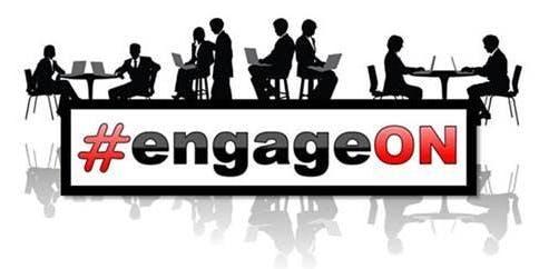 #engageON