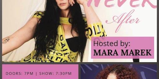 Happy Never After Podcast LIVE: Mara Marek & Christina Galston