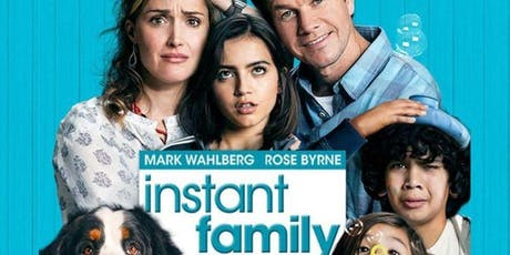 Adult Afternoon Movie: Instant Family (2018) tickets