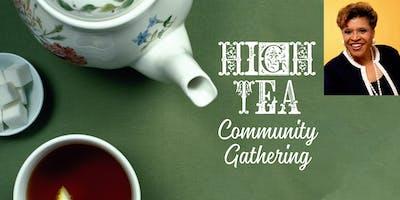 High Tea Community Gathering