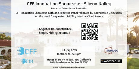 CFF Innovation Showcase - Silicon Valley tickets