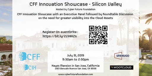 CFF Innovation Showcase - Silicon Valley