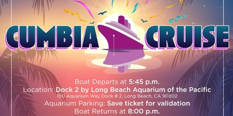 Cumbia Cruise tickets
