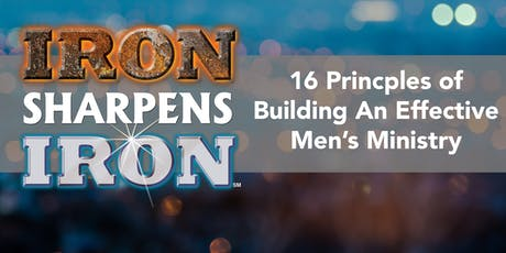 16 Principles of Building An Effective Men's Ministry tickets