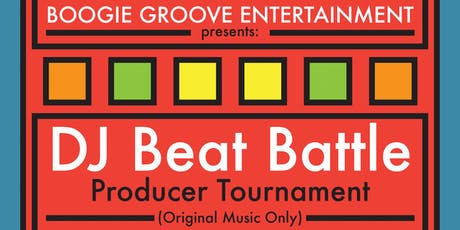 Beat Battle: Producer Tournament (Original Music Only) Vol. 3 tickets