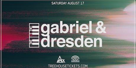 Gabriel & Dresden @ Treehouse Miami tickets