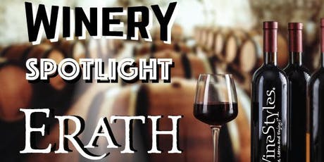 Erath Winery Spotlight Tasting Event tickets