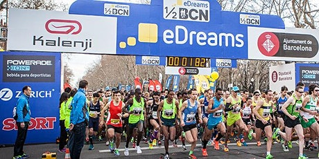 Meia Maratona de Barcelona - 2020 entradas