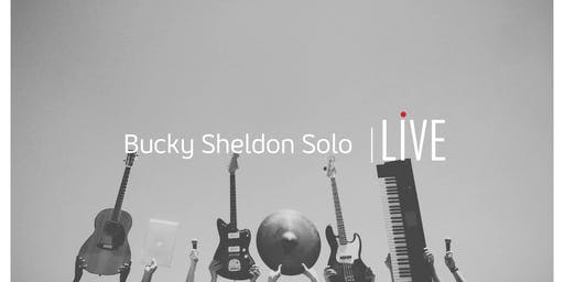 Market Street Social LIVE - Bucky Sheldon Solo