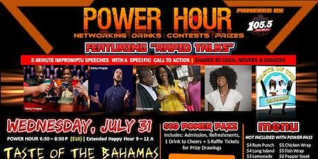 Power Hour | Power Pass tickets