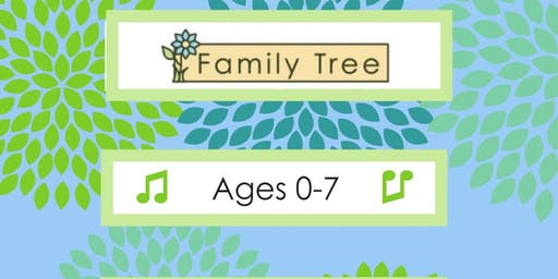 Family Tree - Bloom in Music (11/9)