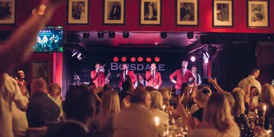 Gin & Live Music at Boisdale of Canary Wharf